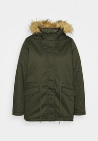 Zizzi - JACKET - Winter jacket - forest night - 5