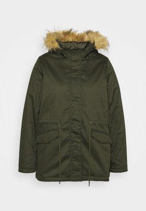 JACKET - Winter jacket - forest night