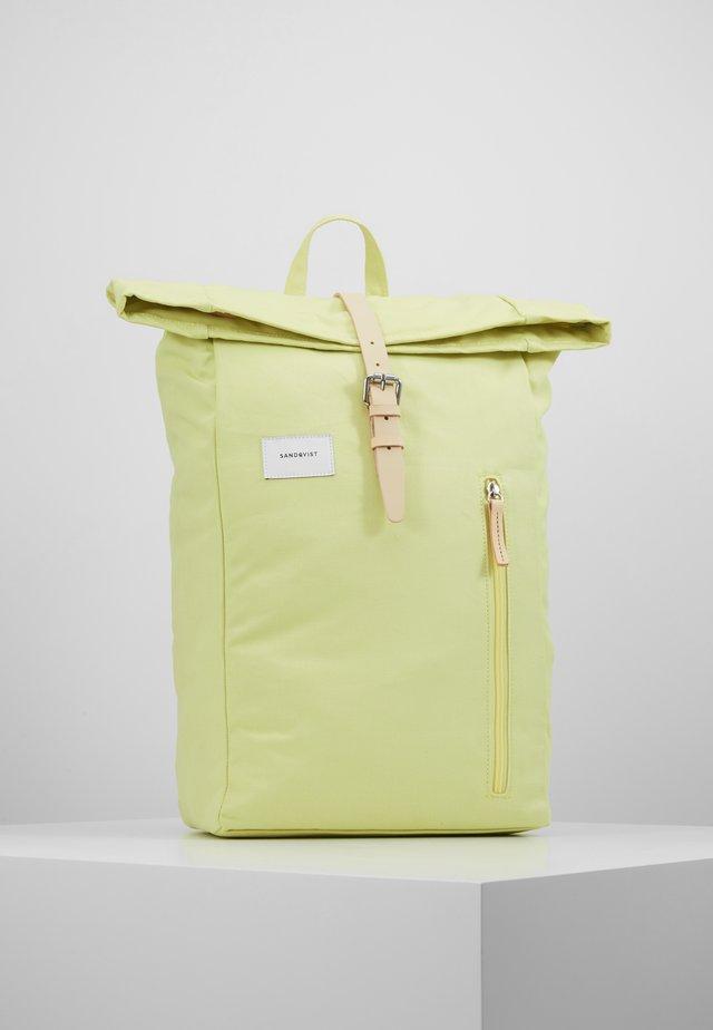 DANTE - Plecak - lemon