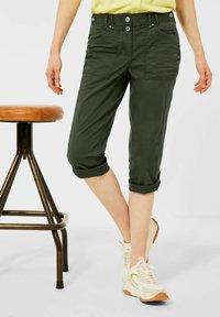 Cecil - Denim shorts - grün - 1