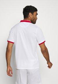 Nike Performance - POLEN - Koszulka reprezentacji - white/sport red - 2