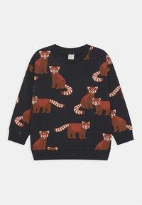 Lindex - MINI PANDA UNISEX - Sweatshirt - off black - 0