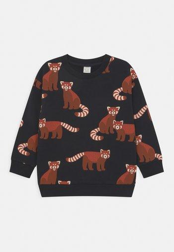 MINI PANDA UNISEX - Sweater - off black