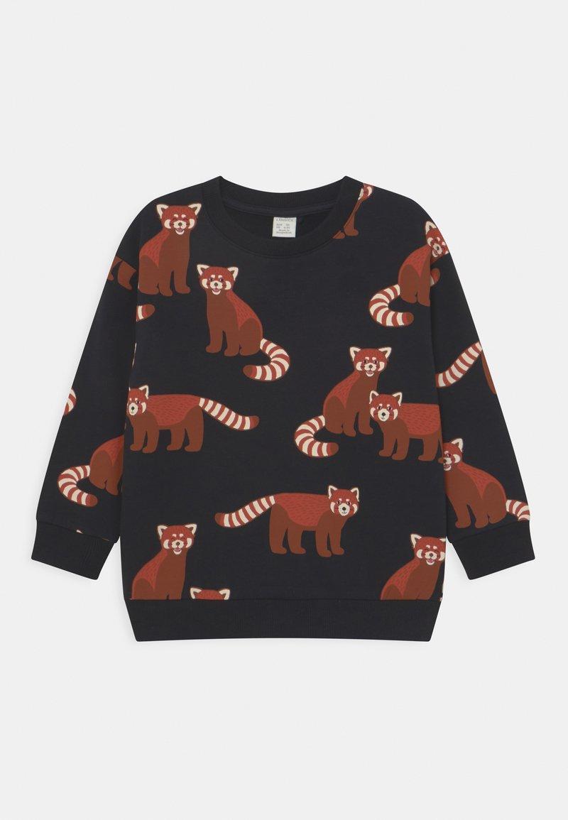 Lindex - MINI PANDA UNISEX - Sweatshirt - off black