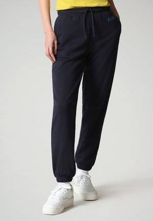 MILEA - Pantalon de survêtement - blu marine
