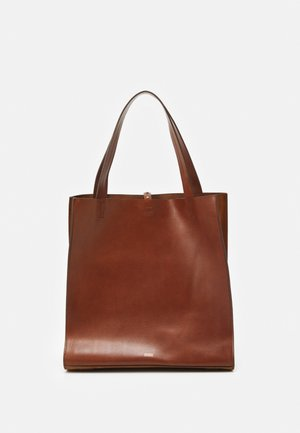 HOPE SET - Handbag - dark amber