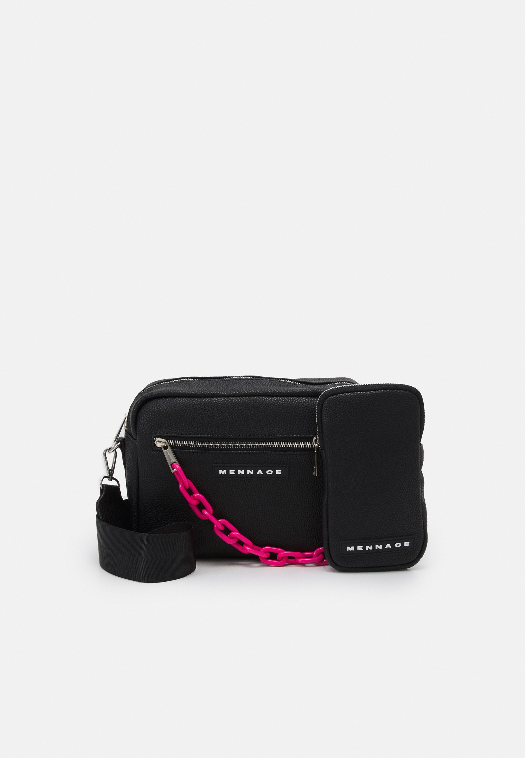 Damen CHAIN DOUBLE BAG SET UNISEX - Umhängetasche