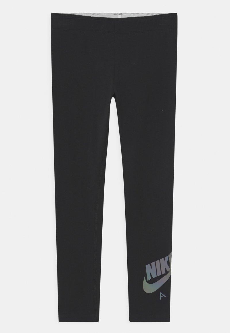 Nike Sportswear - AIR FAVORITES - Leggings - black