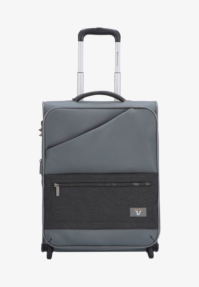 Wheeled suitcase - antracite