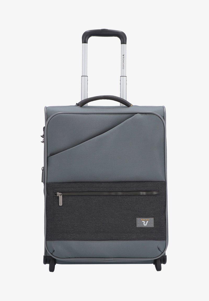 Roncato - Wheeled suitcase - antracite