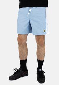 Lyle & Scott - Swimming shorts - pool blue - 0