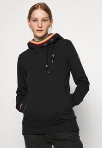 Ragwear - ERMELL - Sweatshirt - black - 0
