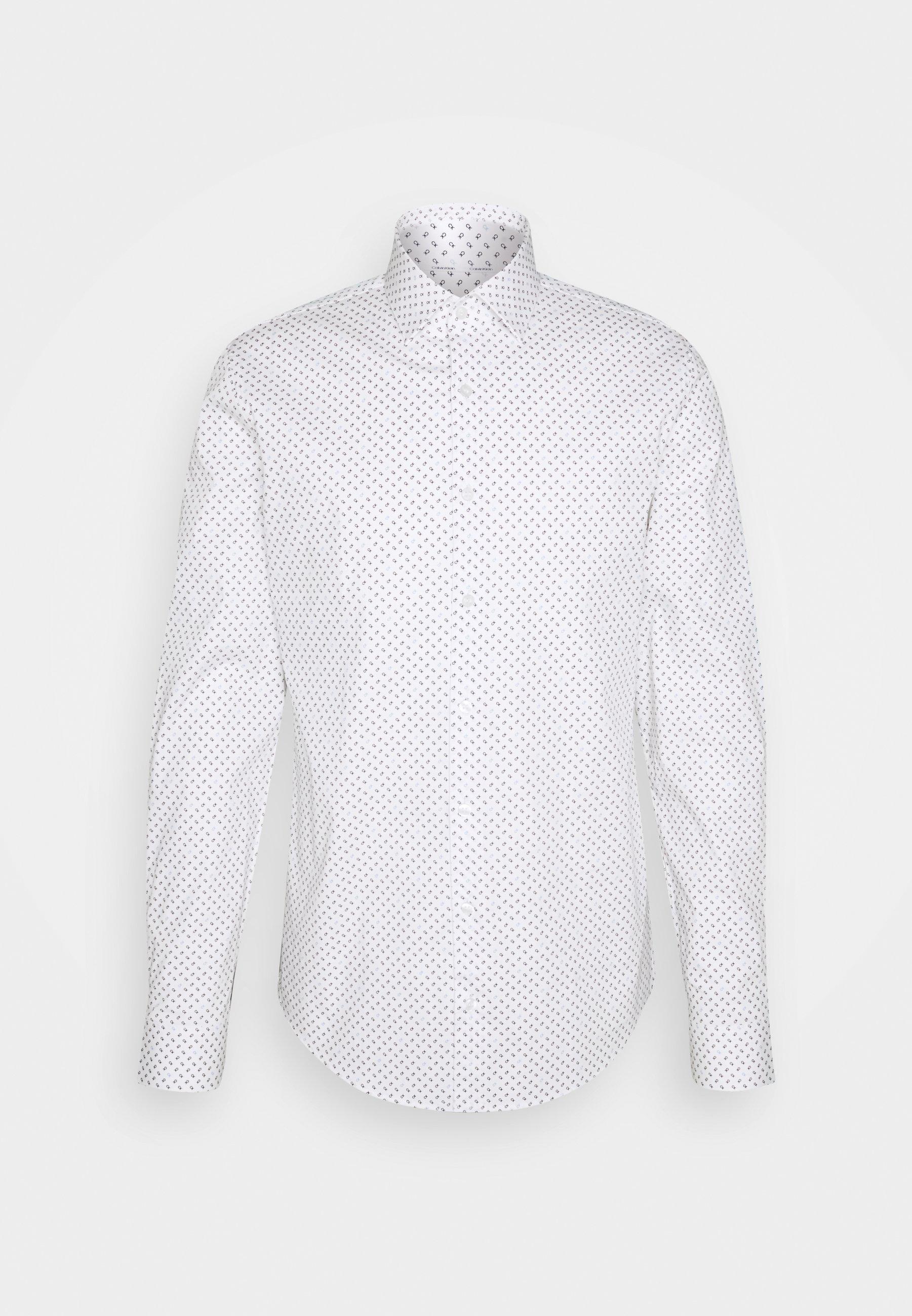Men PRINTED SLIM SHIRT - Formal shirt