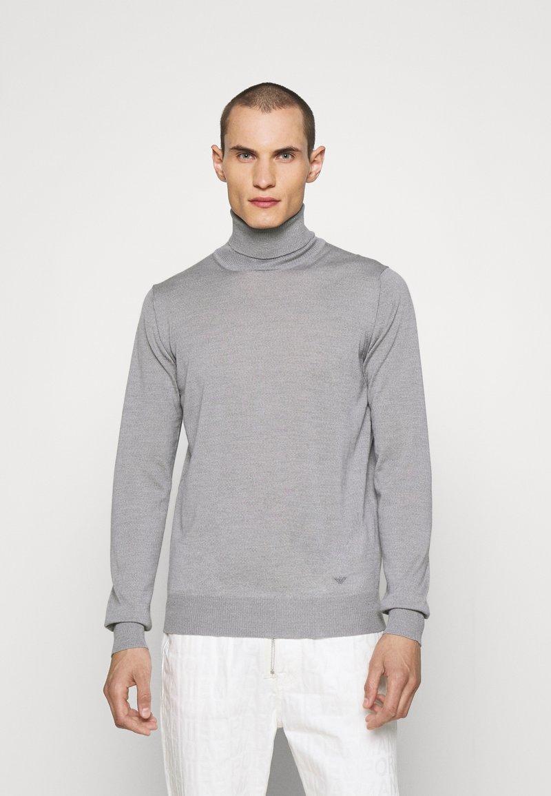 Emporio Armani - Jumper - grigio chiaro