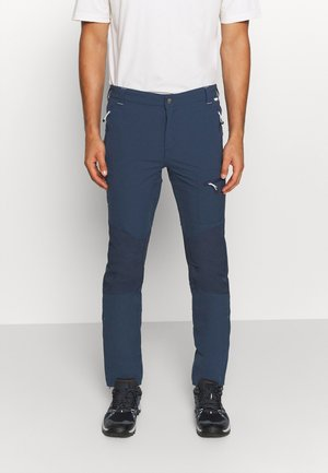 QUESTRA - Pantalons outdoor - nightfall/navy