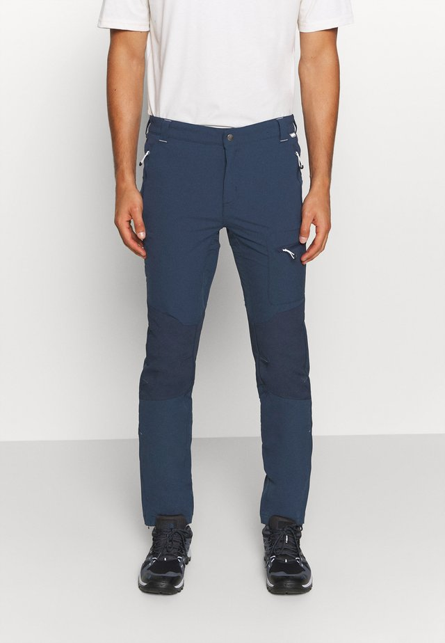 QUESTRA - Pantaloni outdoor - nightfall/navy