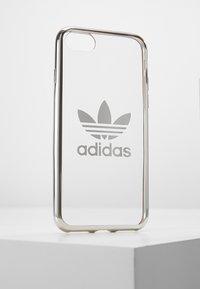 adidas Originals - OR CLEAR CASE  - Étui à portable - silver - 0