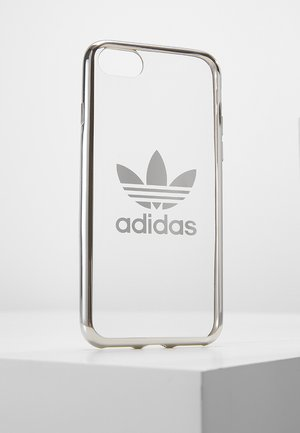 OR CLEAR CASE  - Mobiltasker - silver