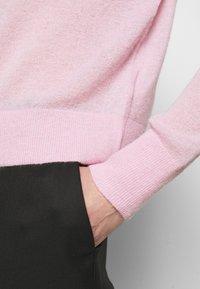 Filippa K - LOUISE CARDIGAN - Cardigan - pink candy - 3