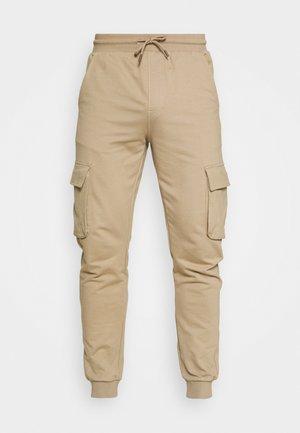 ONSKIAN KENDRICK PANT - Cargo trousers - chinchilla