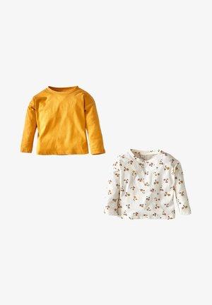 2 pack - Sweatshirt - yellow