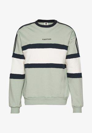 UNISEX CREW EMORY FRESH - Sweatshirt - light green
