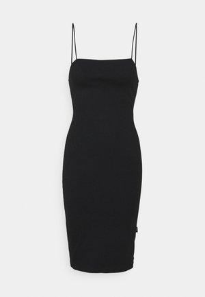 GABY - Vestido de tubo - black