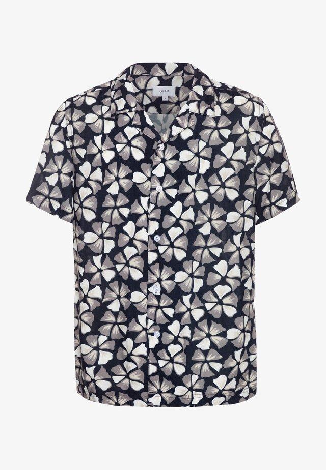 HENRIK  - Shirt - navy