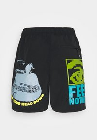Obey Clothing - EASY DOES IT - Shorts - black - 7