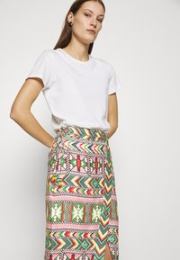 Farm Rio - AMULET WRAP SKIRT - Wrap skirt - multi - 3
