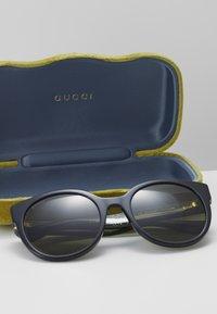 Gucci - Zonnebril - black/green - 0
