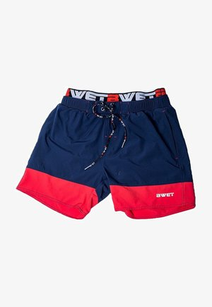 ECO-FRIENDLY QUICK DRY UV PROTECTION PERFECT FIT - Badeshorts - dark blue