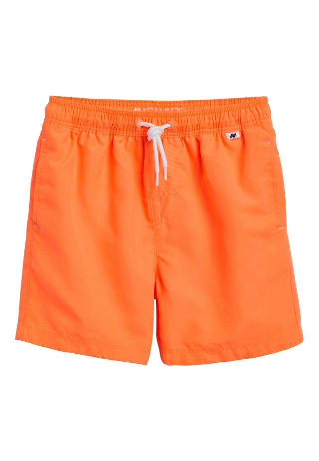 FLURO  - Szorty kąpielowe - orange