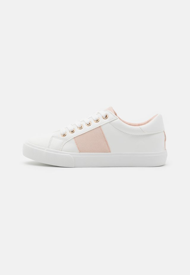 IRINA GROSGRAIN TRAINER - Zapatillas - blush