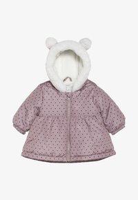 Name it - NBFMARIA  - Winter coat - woodrose - 3