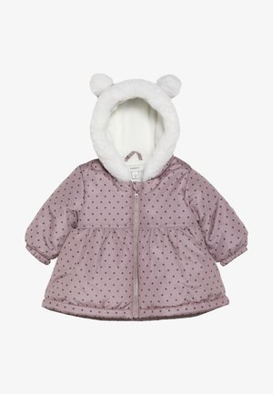 NBFMARIA  - Winter coat - woodrose