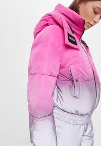 Bershka - Winter jacket - pink - 3