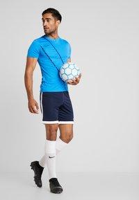 Nike Performance - DRY ACADEMY SHORT  - kurze Sporthose - obsidian/white - 1