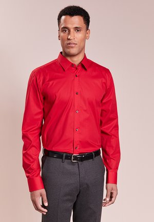 ELISHA EXTRA SLIM FIT - Formální košile - bright red