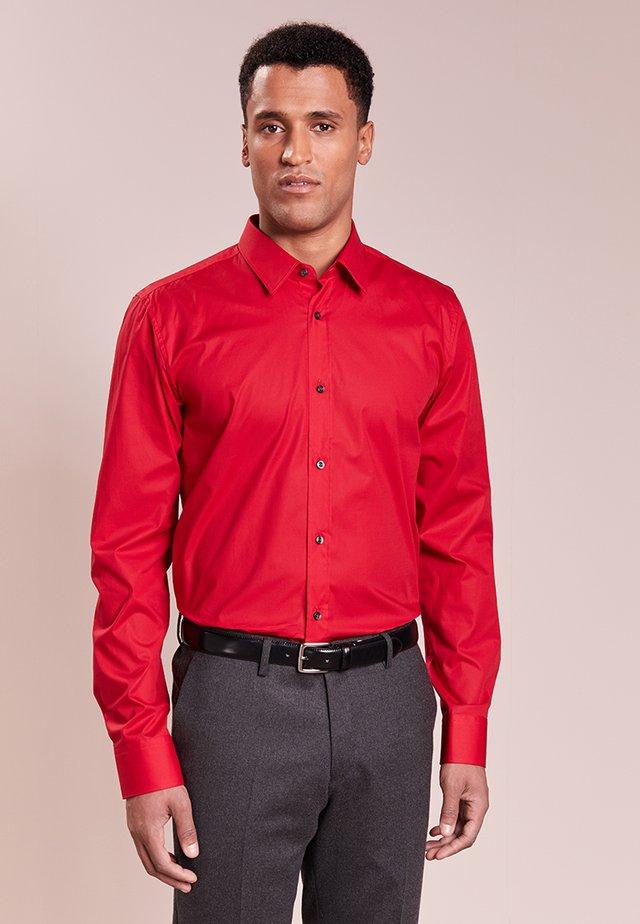 ELISHA EXTRA SLIM FIT - Formal shirt - bright red