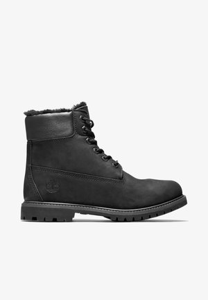 6 INCH PREMIUM SHEARLING - Winter boots - black