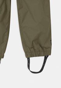 Molo - WHALLEY SET - Pantalon de pluie - olive - 4