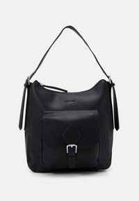 TOM TAILOR - MILANA - Handbag - black - 0