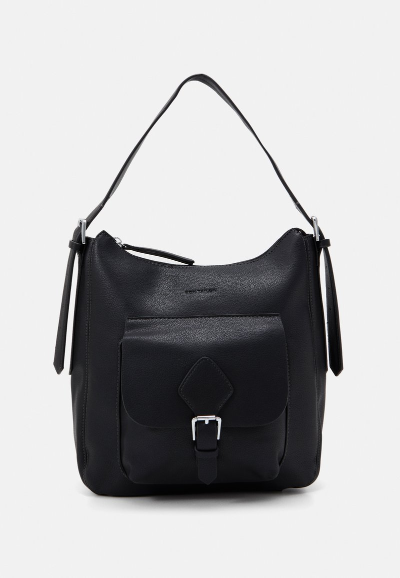 TOM TAILOR - MILANA - Handbag - black