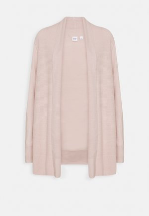 BELLA THIRD - Cardigan - dull rose