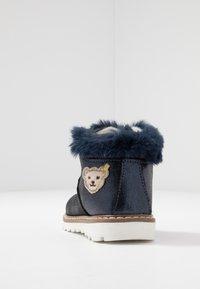 Steiff Shoes - HOLLIEE - Nauhalliset nilkkurit - blue - 4