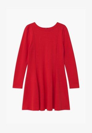 ABITO - Jersey dress - rosso