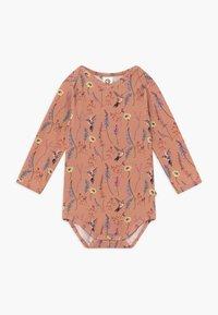 Müsli by GREEN COTTON - HUMMINGBIRD BODY BABY - Body - dream blush - 0