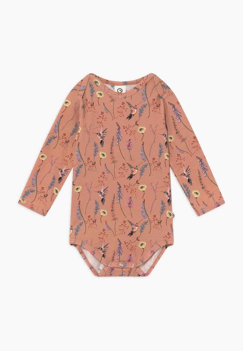 Müsli by GREEN COTTON - HUMMINGBIRD BODY BABY - Body - dream blush
