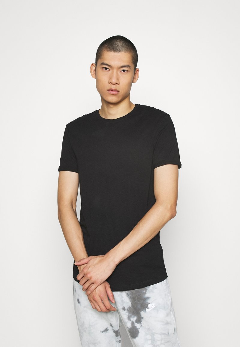 Esprit - T-shirt basic - black